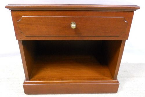 Mahogany Bedside Cabinet by G Plan
